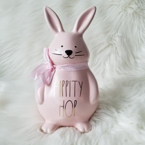 Rae Dunn HIPPITY HOP Bunny